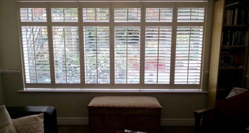 Tracked Window Shutters 1