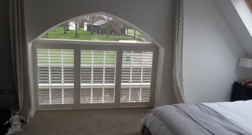 Unusual Shape Window Shutters 1