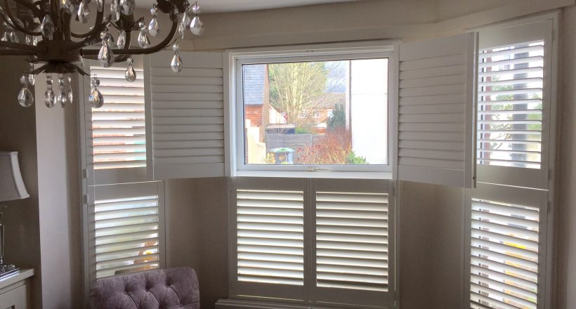 Tier on Tier Window Shutters