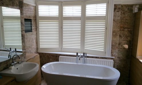Bay Window Shutters 10