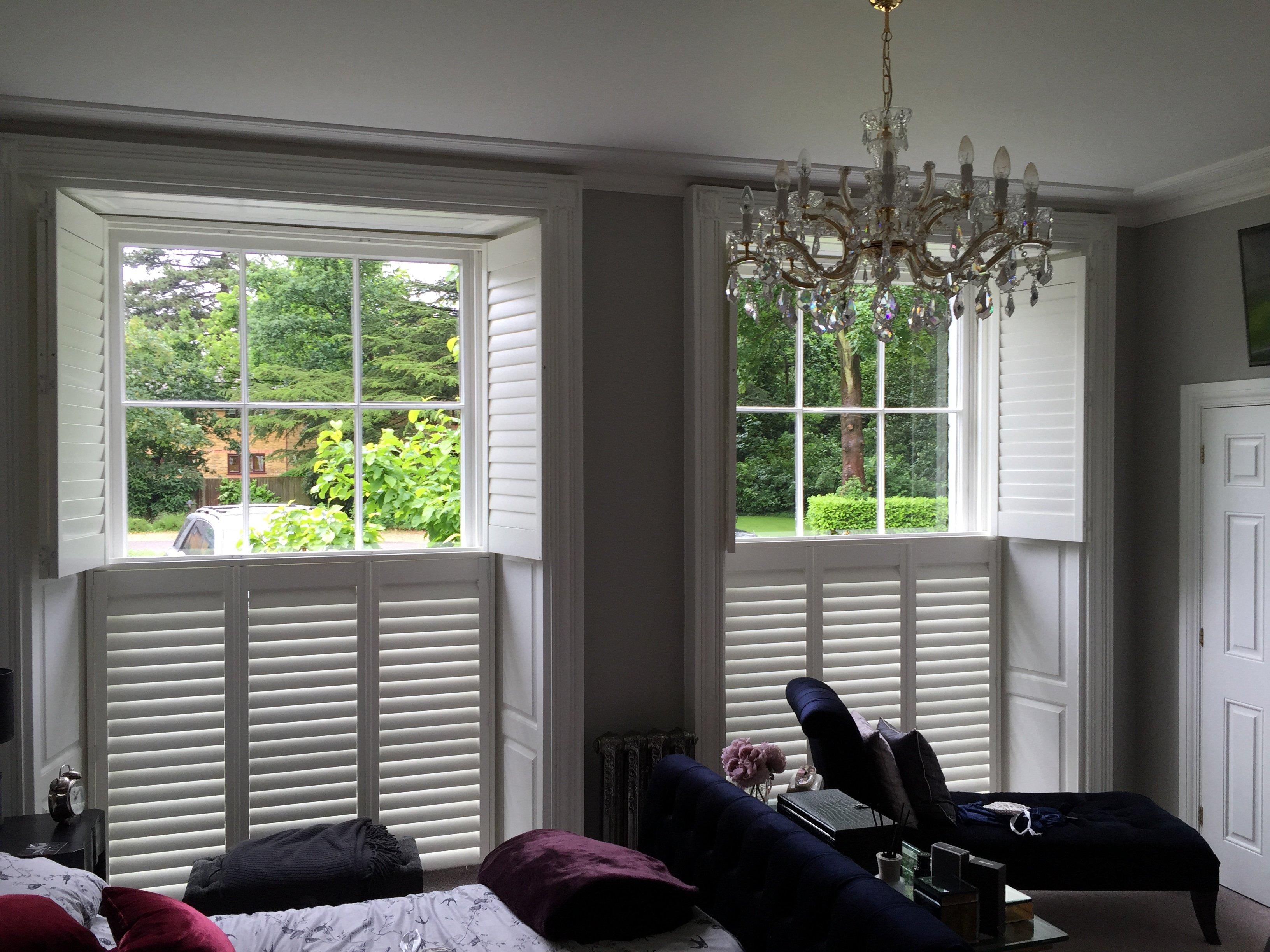 Tier on tier window shutters window shutters for 12 window shutters