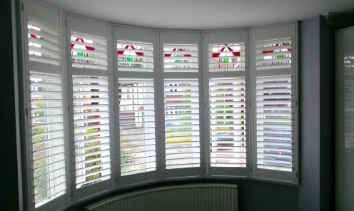 Bay Window Shutters 12