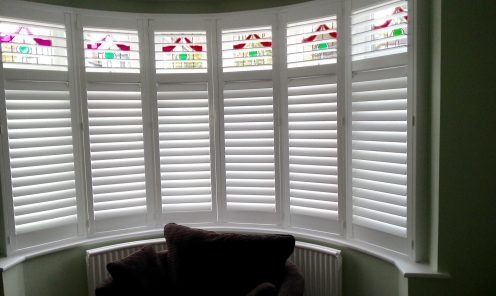 Bay Window Shutters 14