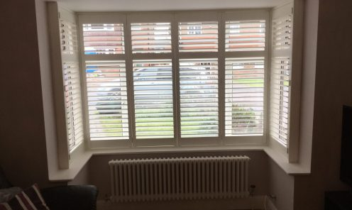 Bay Window Shutters 16