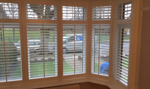 Bay Window Shutters 18