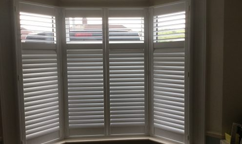 Bay Window Shutters 19