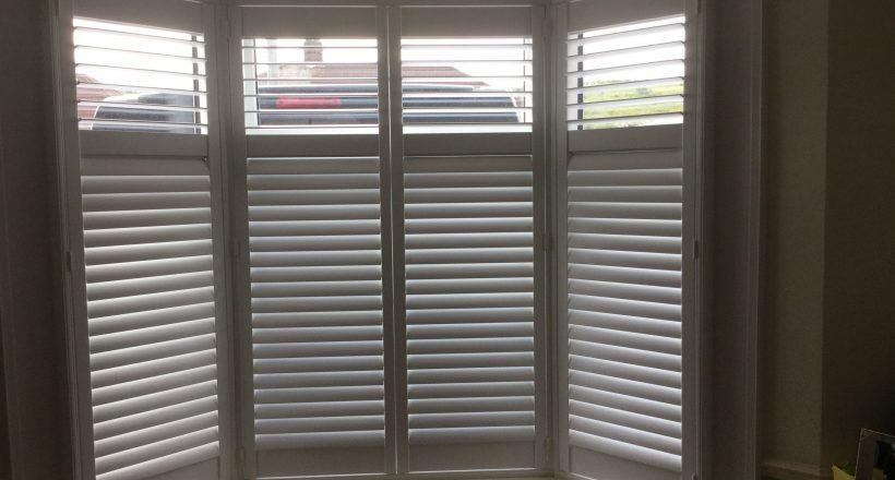 Bay Window Shutters 19