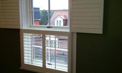Tier on Tier Window Shutters 2