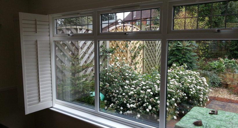 Tracked Window Shutters 2