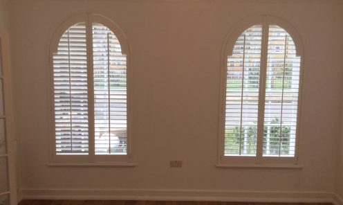 Unusual Shape Window Shutters 2