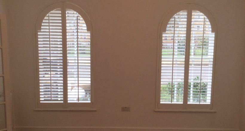 Unusual Shape Window Shutters 2
