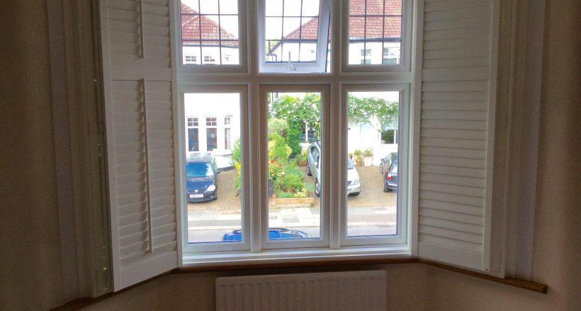 Bay Window Shutters 2