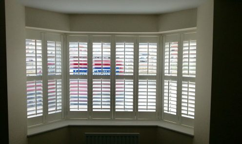 Bay Window Shutters 3