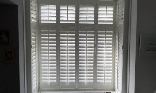 Bay Window Shutters 23