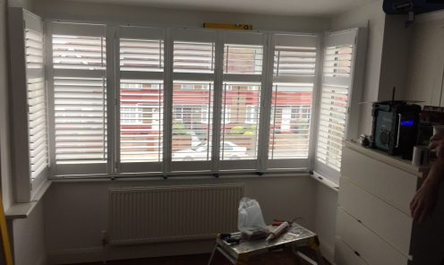 Bay Window Shutters 26