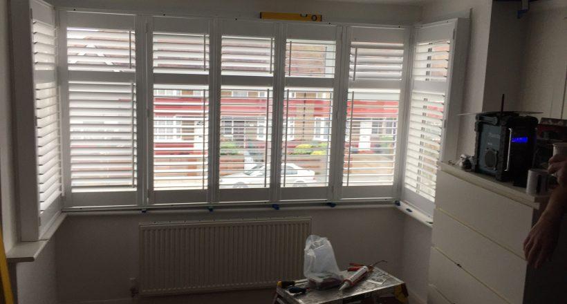 Bay Window Shutters 26
