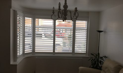 Bay Window Shutters 27