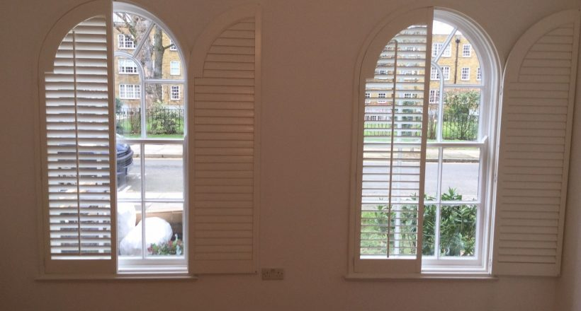 Unusual Shape Window Shutters 3