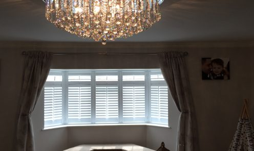 Bay Window Shutters 30