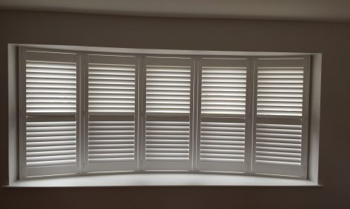 Bay Window Shutters 32
