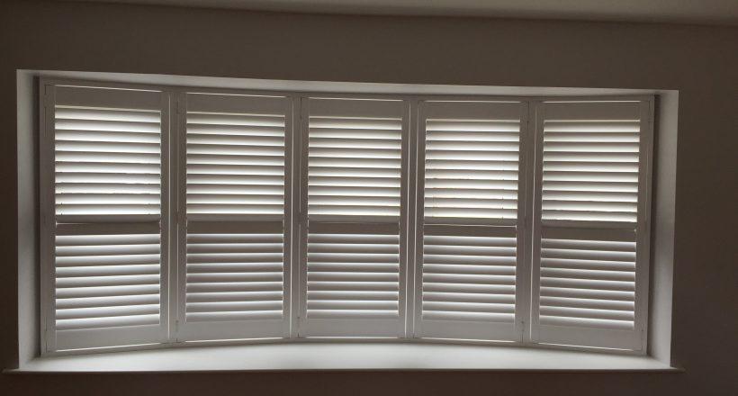 Bay Window Shutters 32