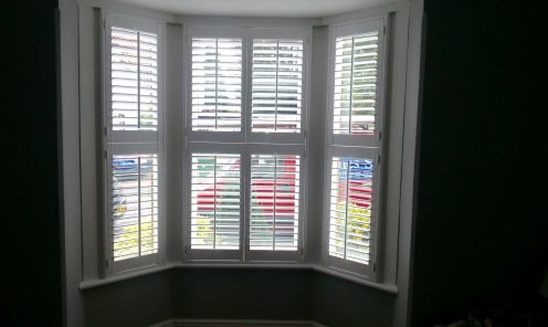 Tier on Tier Window Shutters 4
