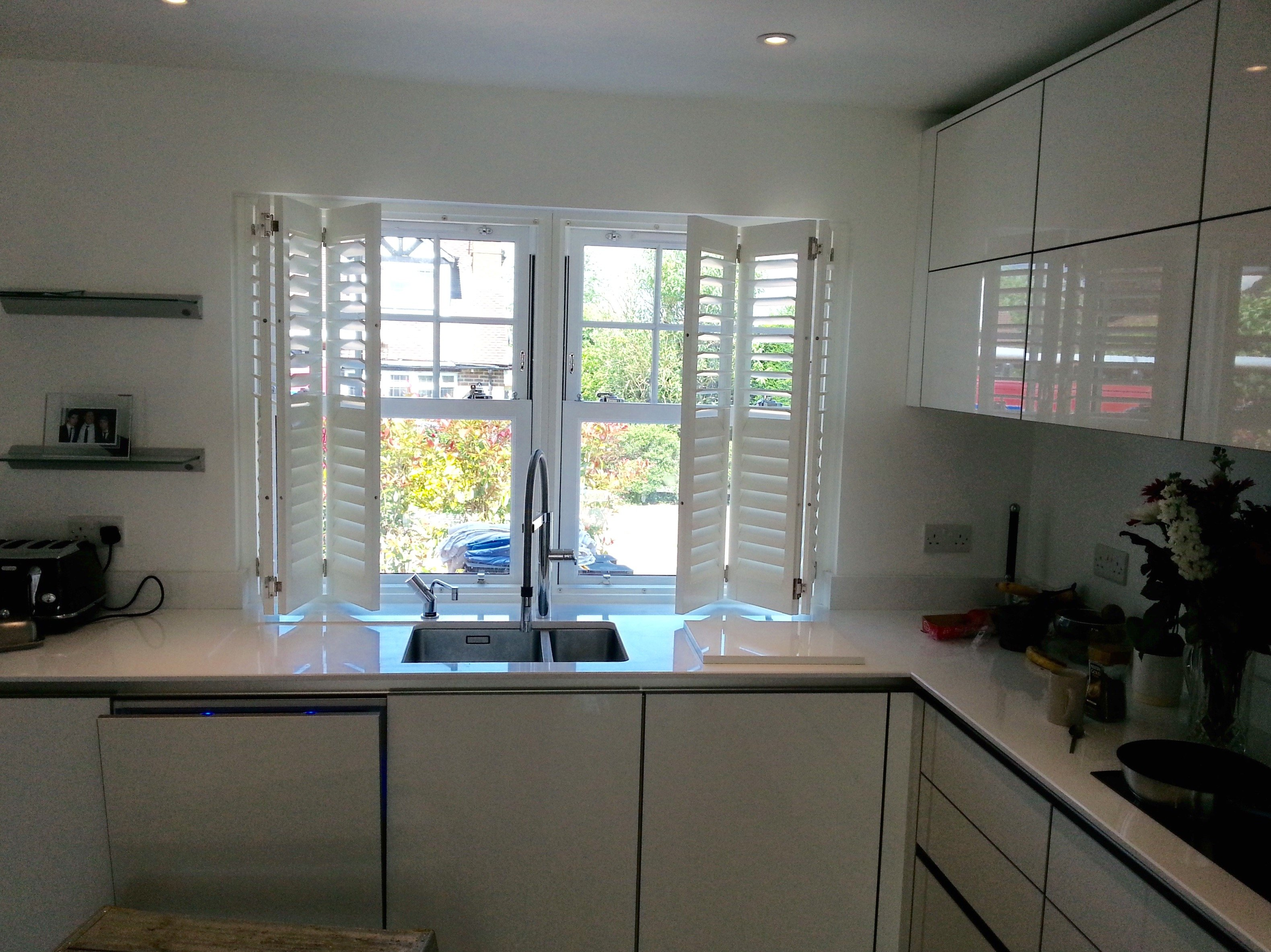 Plantation Shutters from James Shutters