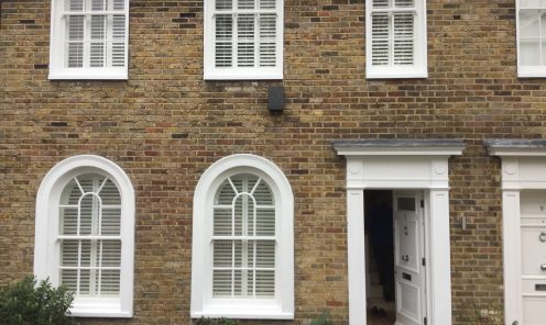 Unusual Shape Window Shutters 5