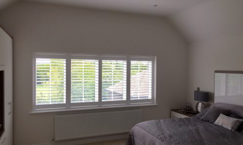 Tracked Window Shutters 6