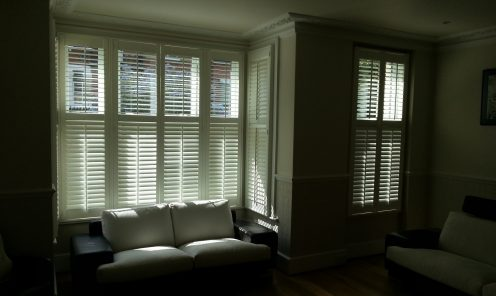 Bay Window Shutters 7