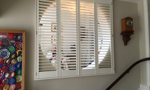 Unusual Shape Window Shutters 7