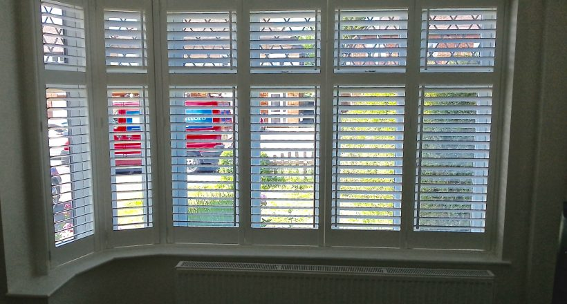 Bay Window Shutters 8