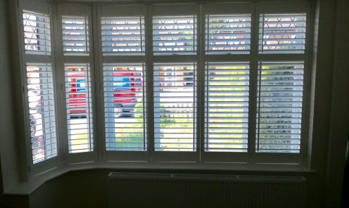 Bay Window Shutters 9