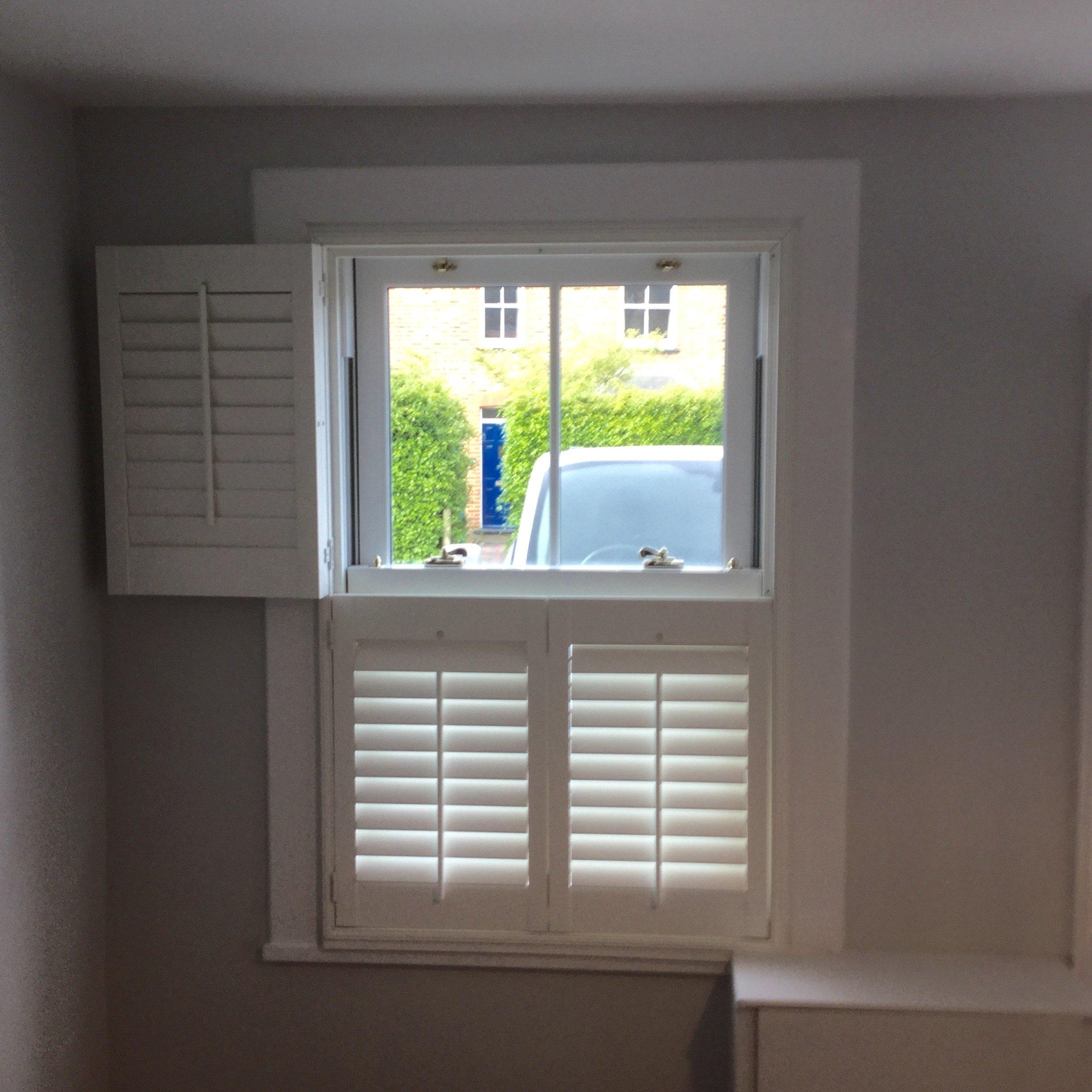 Home shutter gallery tier on tier shutters tier on tier shutters - Tier On Tier Window Shutters 9