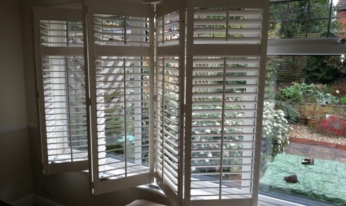 Tracked Window Shutters 9