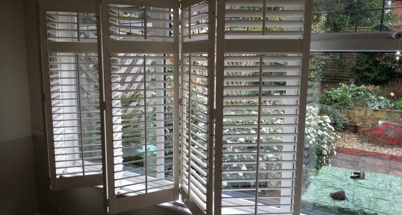Tracked Window Shutters 9