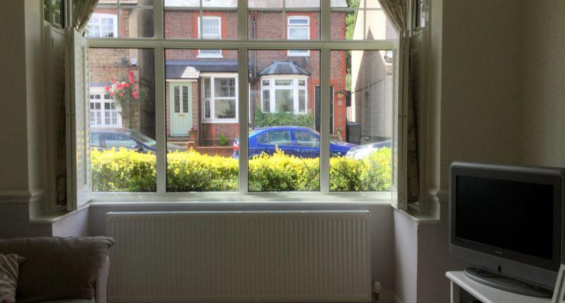 Cafe Style Window Shutters 11