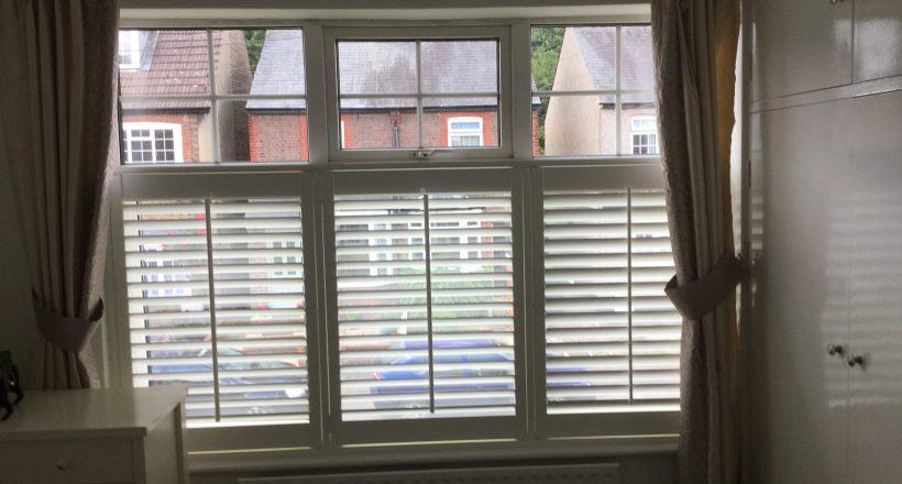 Cafe Style Window Shutters 13
