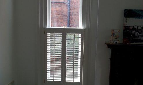 Cafe Style Window Shutters 4