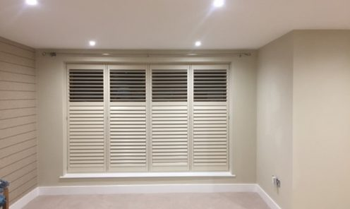Full height shutters 0518-1